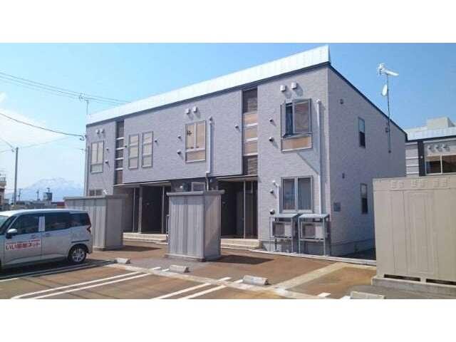 アパート 青森県 弘前市 高田3丁目4-3 エンブレイスB 1LDK