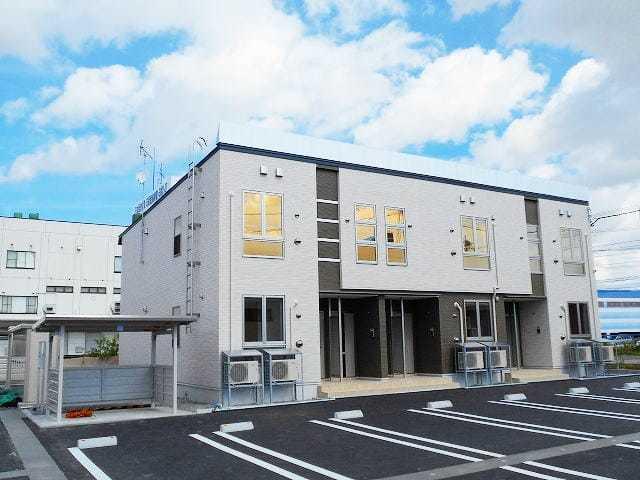 アパート 青森県 弘前市 高田3丁目4-4 エンブレイスC 1LDK