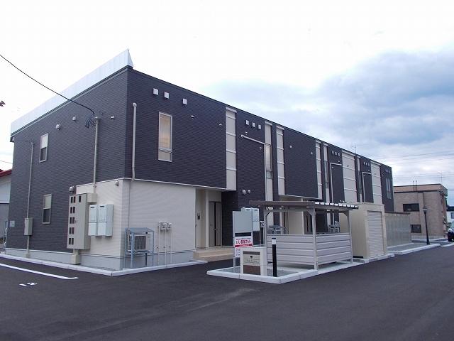 アパート 青森県 弘前市 若葉1丁目 トレス フォリア 1LDK