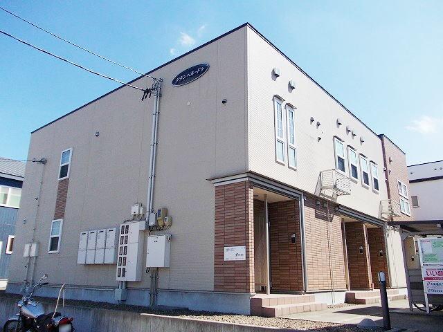 アパート 青森県 弘前市 広野2丁目 グランベル ドゥ 1LDK