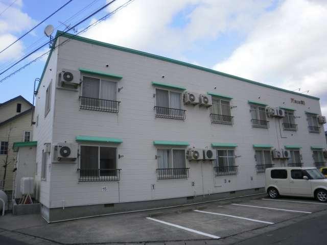アパート 青森県 青森市 筒井八つ橋 プラザ館Ⅱ 1R