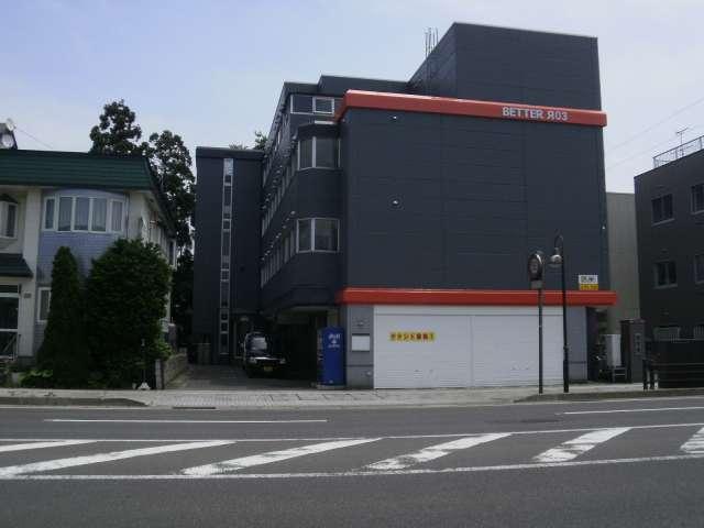 アパート 青森県 青森市 橋本3丁目 BETTER R03 (ベターアール03) 1K