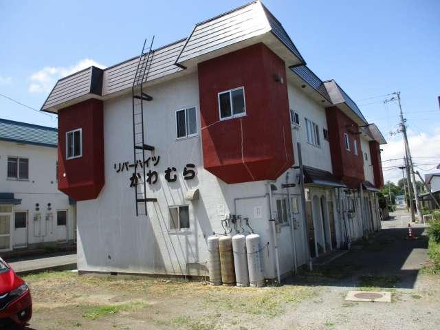 アパート 青森県 青森市 造道3丁目 リバーハイツかわむら1階 1室