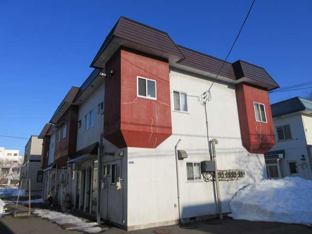アパート 青森県 青森市 造道3丁目 リバーハイツかわむら2階 1室