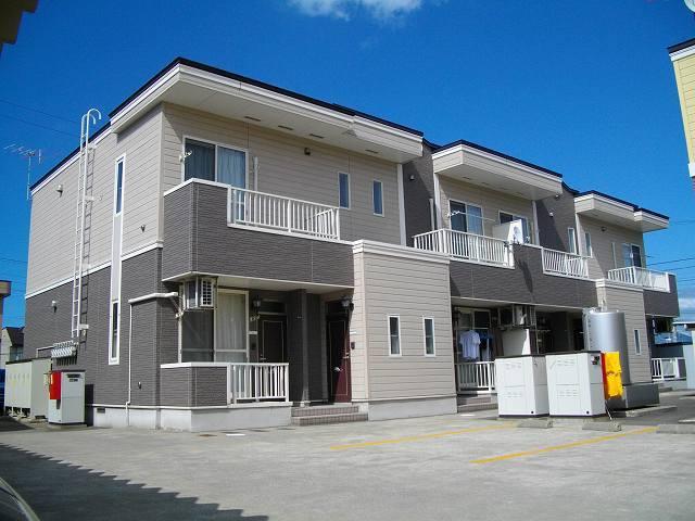 アパート 青森県 青森市 浜田2丁目 ルールド 2DK