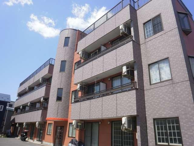 アパート 青森県 青森市 中央1丁目 BETTER R02(ベターアール02) 1DK