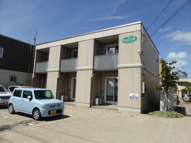 アパート 青森県 青森市 虹ケ丘1丁目 ディアスパルモ札幌 2LDK