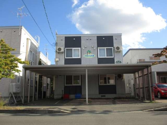 アパート 青森県 青森市 浜館4丁目 アロハ浜館 1K