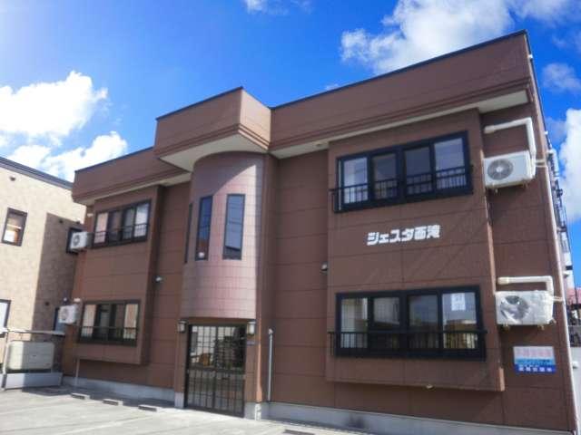 アパート 青森県 青森市 西滝1丁目 シェスタ西滝 1LDK