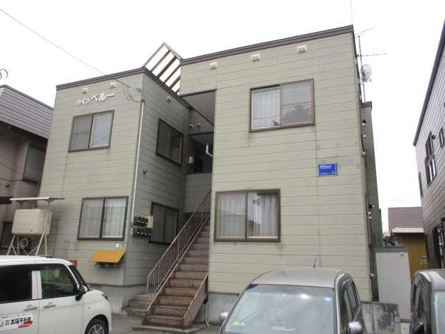アパート 青森県 青森市 筒井八つ橋875 ハイツベルー 2K