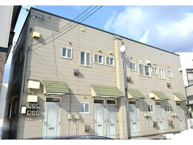 アパート 青森県 青森市 篠田2丁目 ラ・ネージュ篠田 1DK