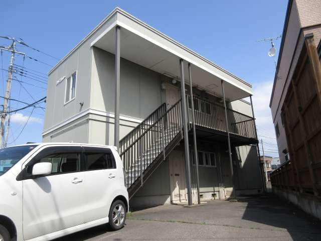 アパート 青森県 青森市 大野字前田 グリーンシャトー 1室