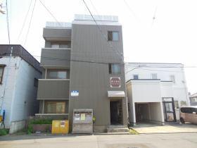 アパート 青森県 青森市 古川3丁目 第二青杜マンション 1K