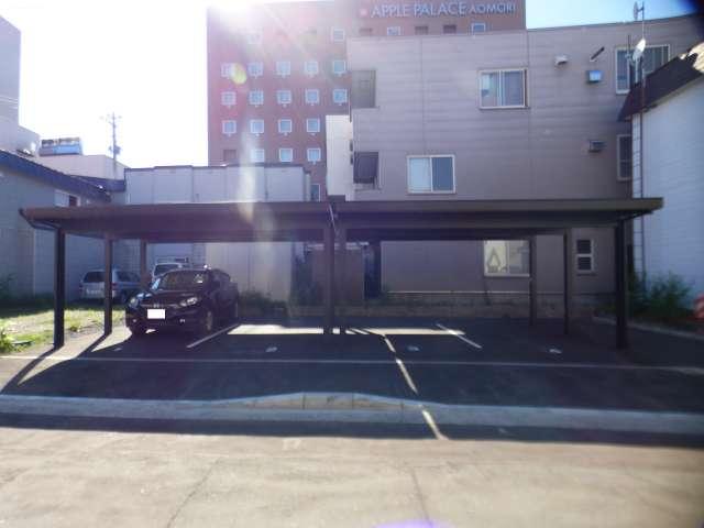 駐車場 青森県 青森市 本町5-2 本町5丁目 月極駐車場