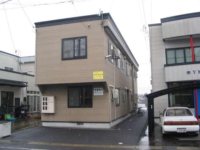 アパート 弘前市新寺町67-3 コーポ・アドバンス 1DK