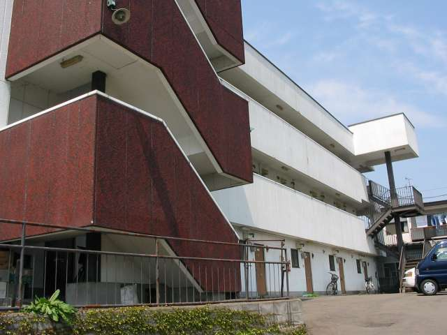 アパート 弘前市桔梗野1-11-7 シャトレー 1K