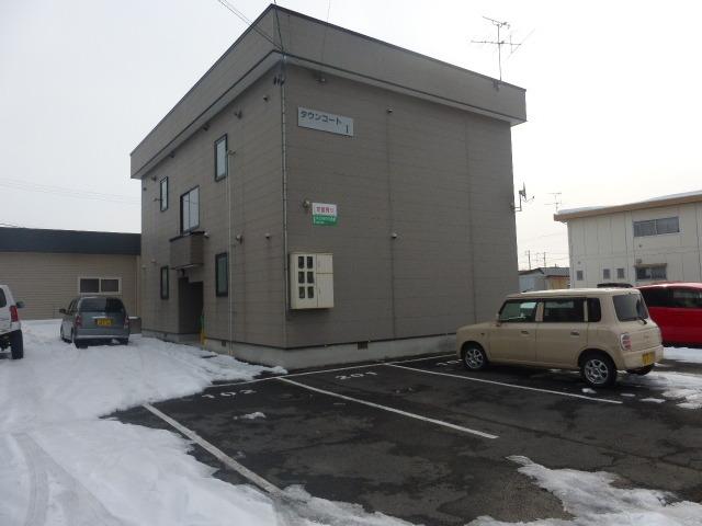 アパート 弘前市外崎5丁目5-1 タウンコートⅠ 1DK