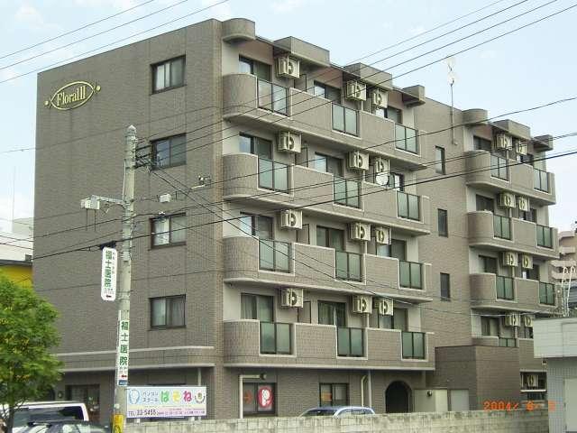マンション 弘前市大町一丁目14-6 フローラルⅡ 1K