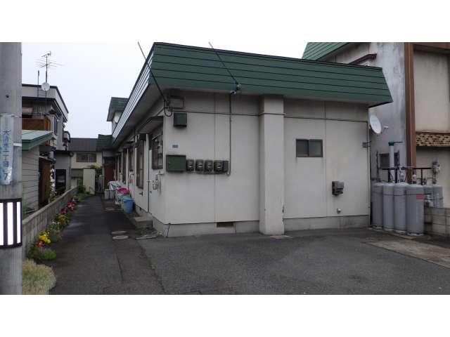 アパート 弘前市大清水1-7-2 丹藤住宅 2K