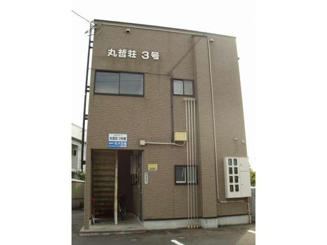 アパート 弘前市北園二丁目2-3 丸哲荘3号館 1K