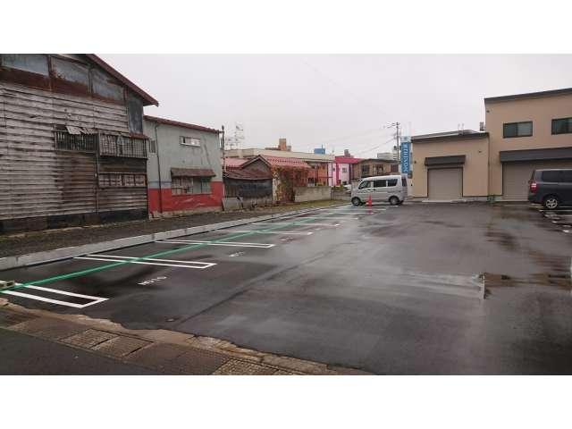 駐車場 弘前市南横町13 南横町田中月決駐車場