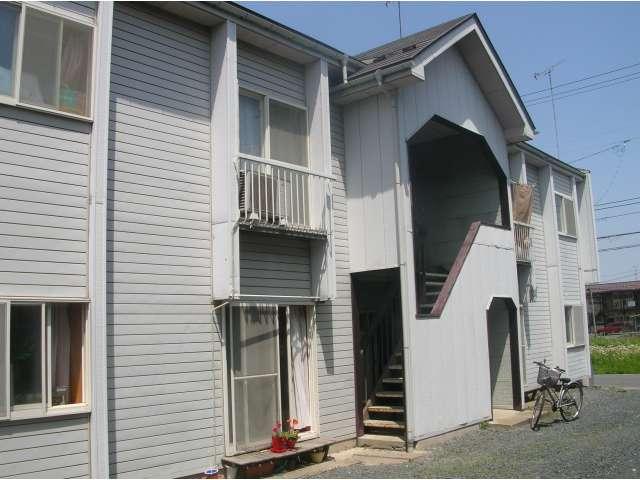 アパート 青森県 八戸市 長根3丁目 フラット富士 3DK