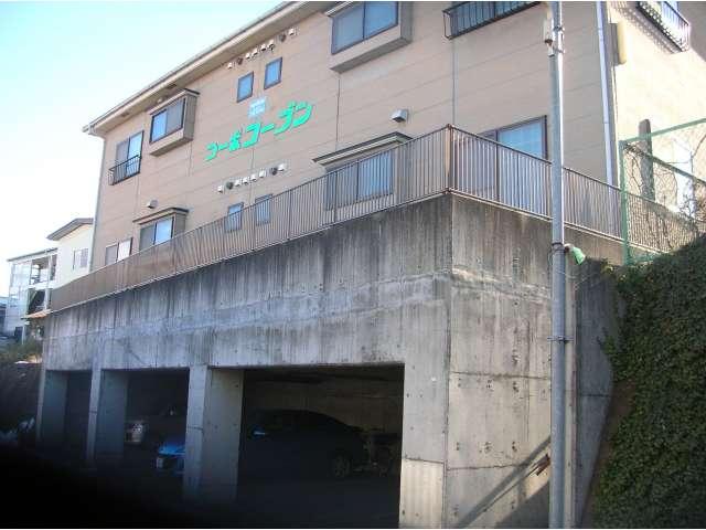 アパート 青森県 八戸市 柏崎4丁目 コーポコーブン 3DK