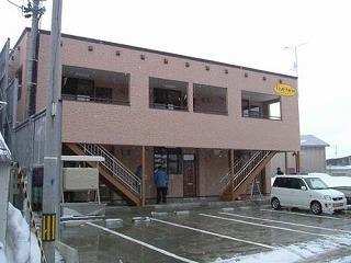 アパート 五所川原市小曲字沼田35-39 リブハイム 2DK
