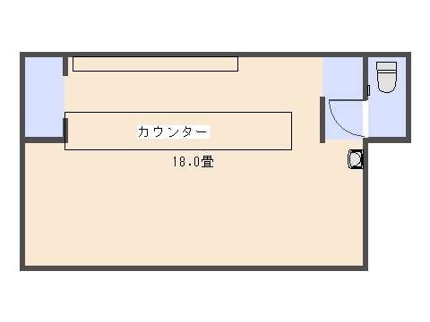 店舗(建物一部) 青森県 五所川原市 川端町61-3 外崎貸店舗