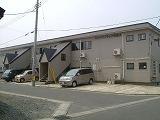 アパート 青森県 五所川原市 稲実字米崎115-58 ハイツライラック米崎B棟 2LDK