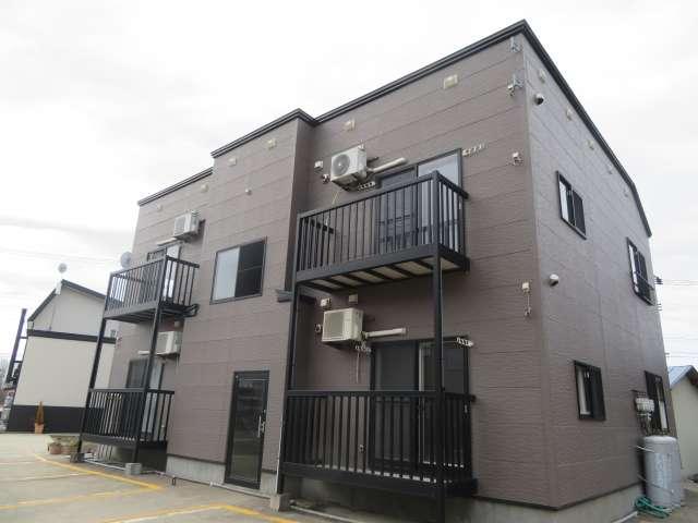 アパート 青森県 五所川原市 中央五丁目200番地 ハイツライラック湊 1DK
