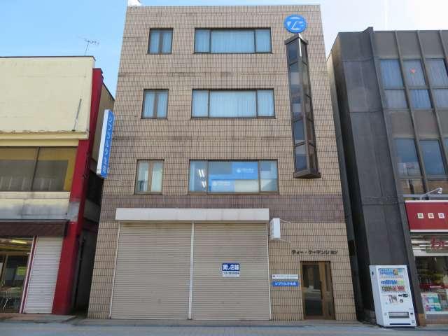 店舗(建物一部) 青森県 五所川原市 大町1-5 ティーケーマンション貸店舗