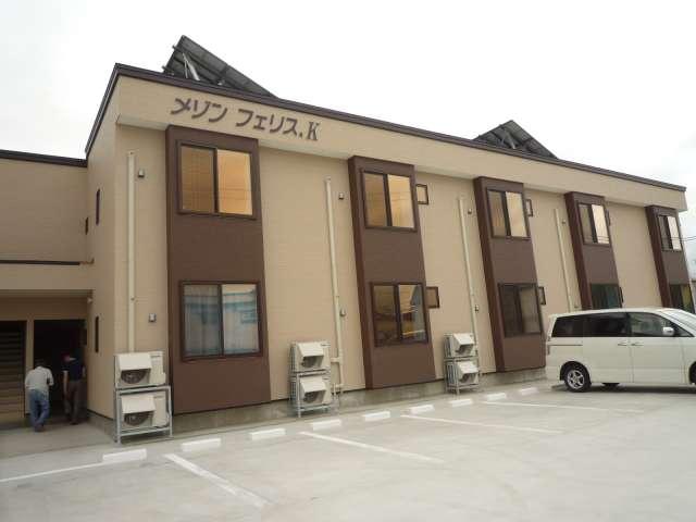 アパート 五所川原市広田字榊森67-5 メゾンフェリスK 1DK