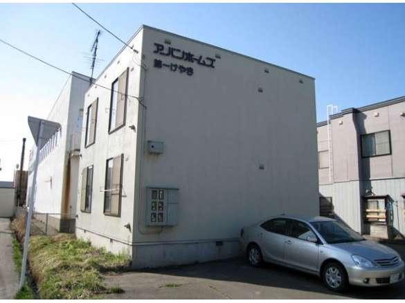 アパート 青森県 青森市 けやき1丁目1-20 アーバンホームズ第1けやき 1R