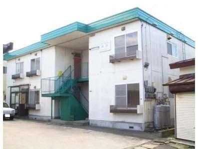 アパート 青森県 青森市 原別3丁目 グリーンコーポ浜谷 3K