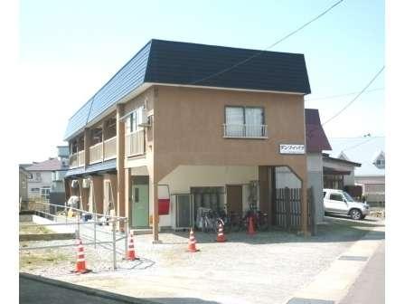 アパート 青森県 青森市 筒井3丁目 デンゾーハイツ 2LDK