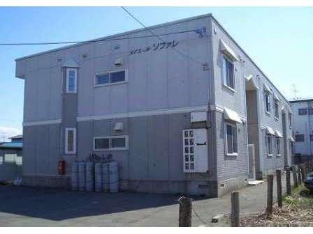 アパート 青森県 青森市 新田2丁目 メゾンルトゥール 2LDK