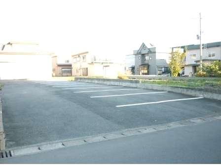 駐車場 青森県 青森市 羽白字沢田 羽白沢田斉藤駐車場