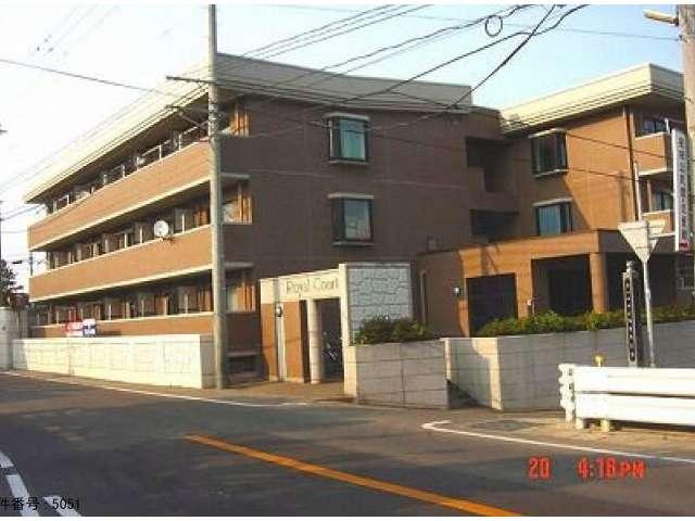 マンション 青森県 青森市 安田近野 ロイヤルコート 2DK
