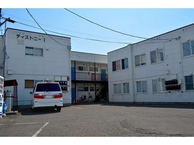 アパート 青森県 青森市 桜川6丁目 ティストニーⅡ 2DK