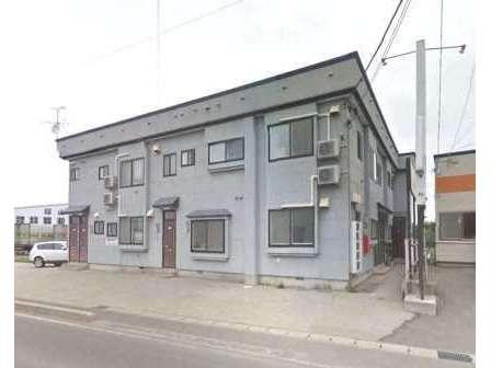 アパート 青森県 青森市 高田川瀬 ハッピーハイム 2DK