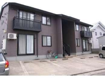 アパート 青森県 青森市 小柳 メゾンS 2室