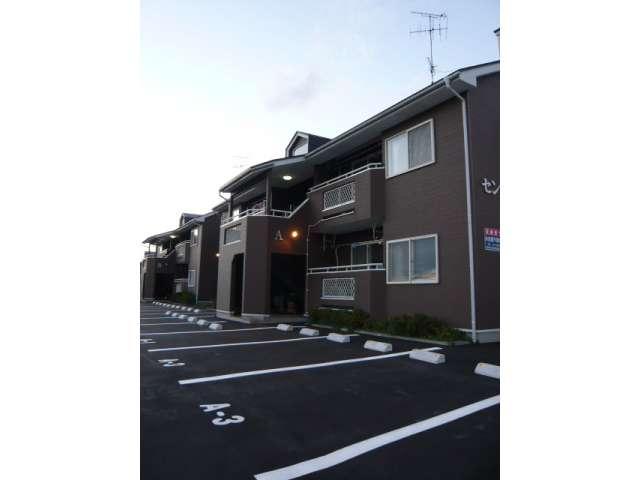 アパート 青森県 八戸市 湊町字下大久保13-1 センチュリーポート 2DK