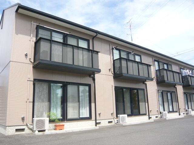 アパート 青森県 八戸市 湊高台5丁目 ディアスノザワ 2K