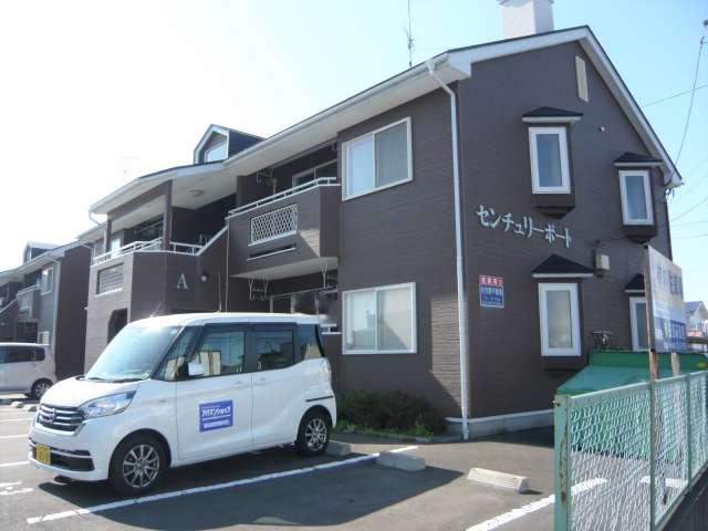 アパート 青森県 八戸市 湊町字下大久保 センチュリーポート 2DK