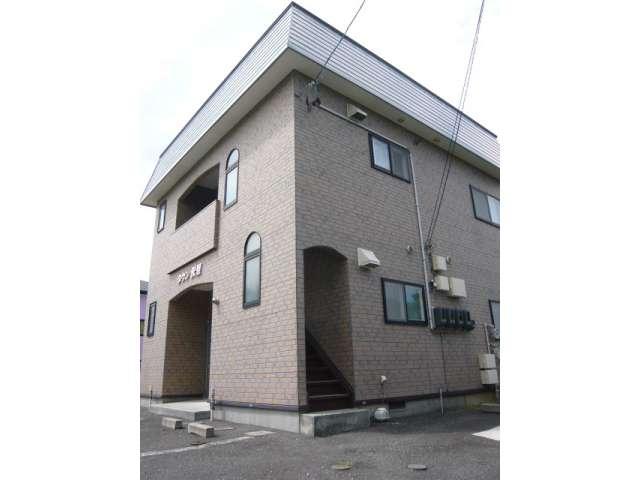 アパート 青森県 八戸市 沢里休場 タウン沢里 1K