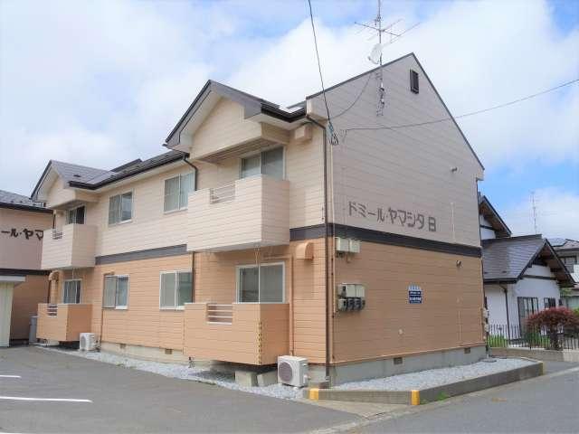 アパート 青森県 八戸市 湊高台4丁目 ドミールヤマシタB棟 2DK