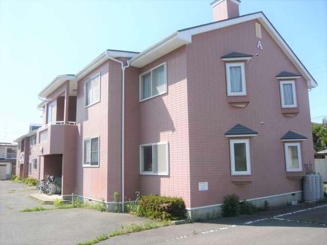 アパート 青森県 八戸市 湊高台1丁目 メゾンセントポーリアA・B 3DK