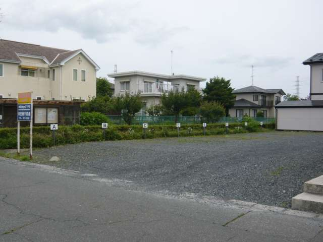 駐車場 青森県 八戸市 石堂4丁目 ピュアコート月極駐車場