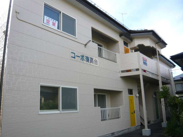 アパート 青森県 八戸市 湊高台2丁目 コーポ湊高台 2LDK